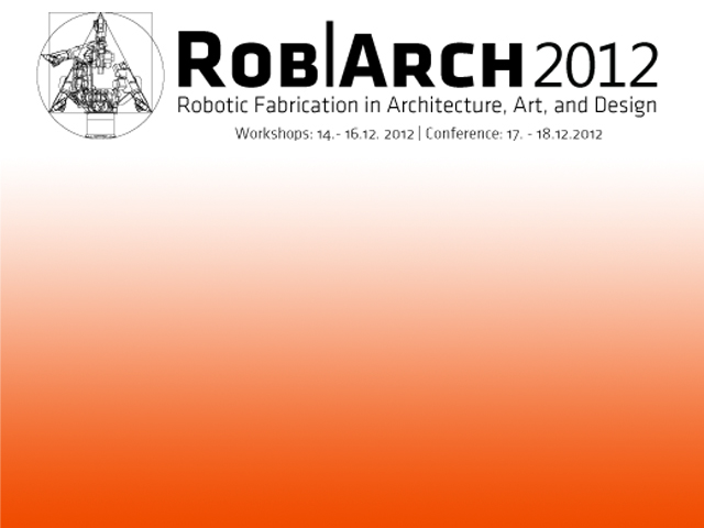 Keynote: Morphospaces of Robotic Fabrication – From theoretical Morphology to Design Computation and Digital