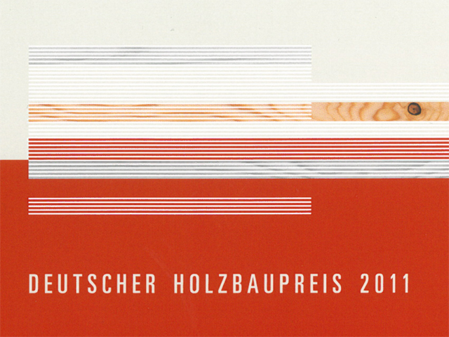 Deutscher Holzbaupreis: Honourable Mention