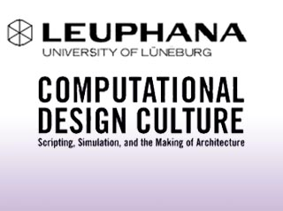 Computational Design and Material Culture