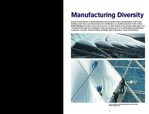 Manufacturing diversity achimmengesnet for Architectural design vol 82 no