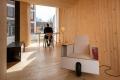 12.03.2019 Apolda: timber prototype der Internationalen Bauausstellung Thüringen IBA. Foto: Thomas Müller